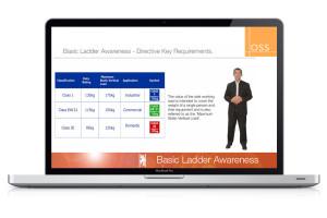 OSS basic ladder awareness screen