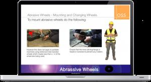 OSS Abbrasive Wheels Screenshot