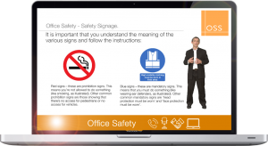 OSS OFFICE SAFETY Screenshot